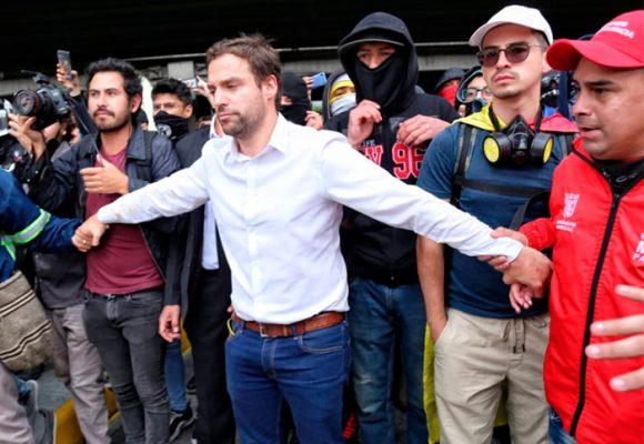 Luis Ernesto Gómez y la audacia desde el poder
