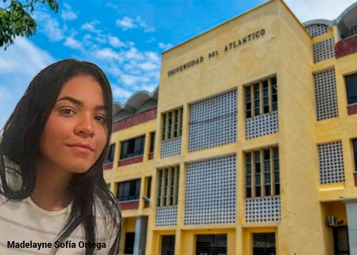 La misteriosa muerte de una estudiante de derecho dentro de la U del Atlántico