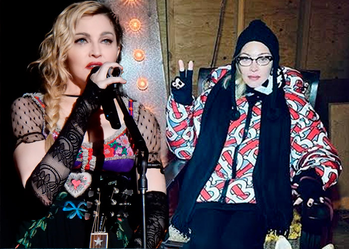 Madonna y su decadencia imparable