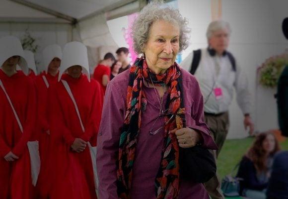 Margaret Atwood, la última hechicera