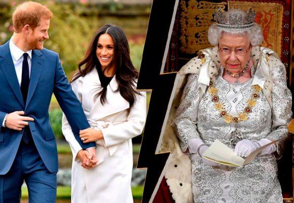 El portazo final de Megan y el Principe Harry que la reina no resistió