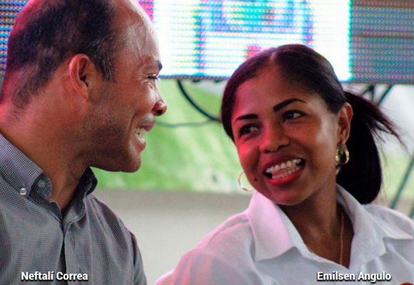 Con la alcaldesa Emilsen Ángulo regresó el barón Neftalí Correa al poder en Tumaco