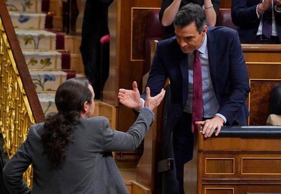 Pedro Sánchez, el camaleón que llega a la presidencia de España