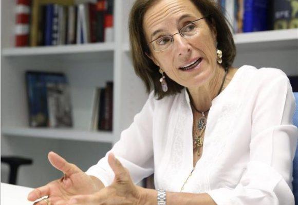 Salud Hernández trata de desgraciados y de vagos a los estudiantes de la Universidad Nacional
