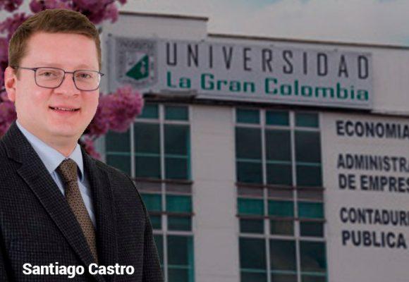 El pupilo de José Galat en La Gran Colombia sale de la rectoría