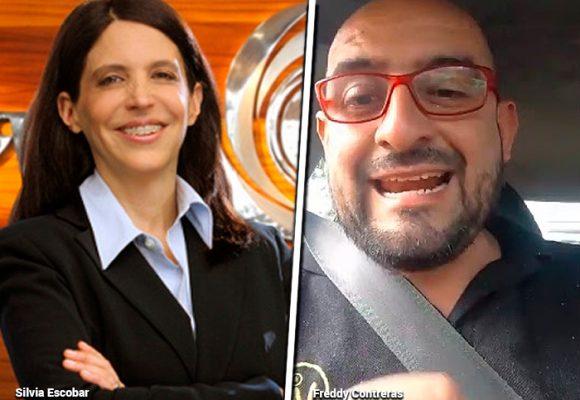 Dura ripostada de la presidenta de Terpel a líder de taxistas