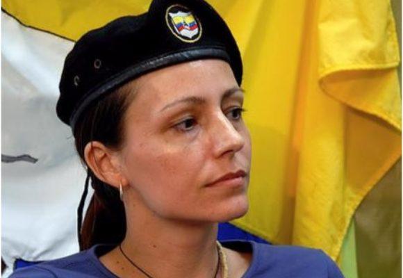 Tanja, la holandesa de las Farc, renuncia al partido