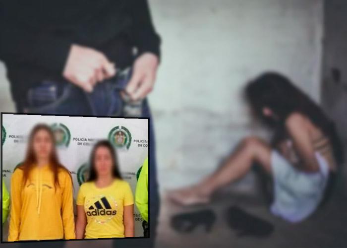 Sin ojos y empalado: las torturas de una mamá y su hija a un hombre en Cali