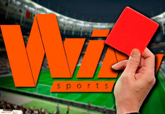 Tarjeta roja para WinSport por Canal Premium