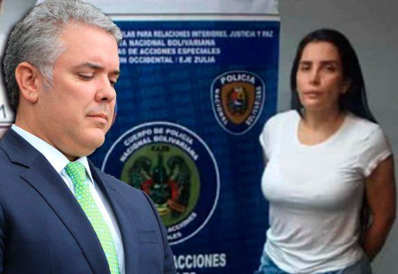 La colombianada de Duque al pedir a Guaidó la extradición de Aída Merlano