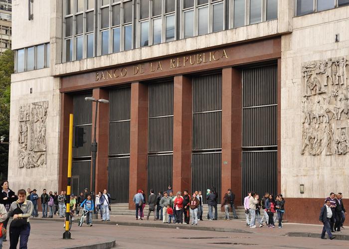 El Banco de la República, ¿al rescate de los colombianos?
