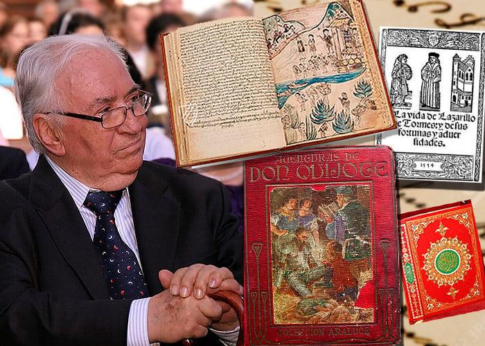 Viaje por los 13 mil libros de Belisario