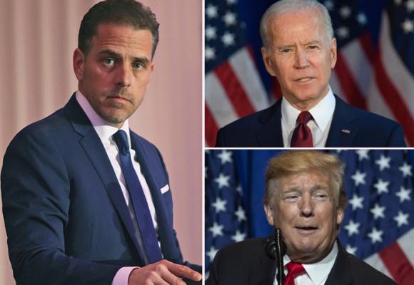 Hunter Biden en Ucrania, una historia de corrupción