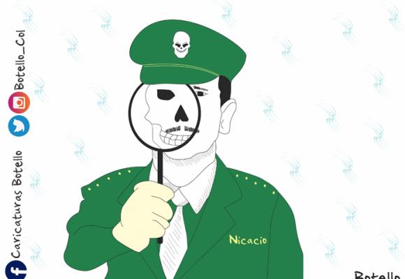 Caricatura: Vuelven las chuzadas