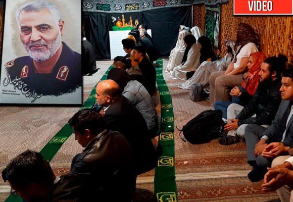 El eco del asesinato del general iraní llega a Colombia