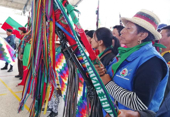 Lo que tienen en común la Guardia Indígena y las huestes gaitanistas
