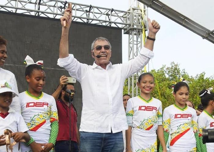 Elegir a Dau, el claro mensaje de que Cartagena aún tiene dignidad