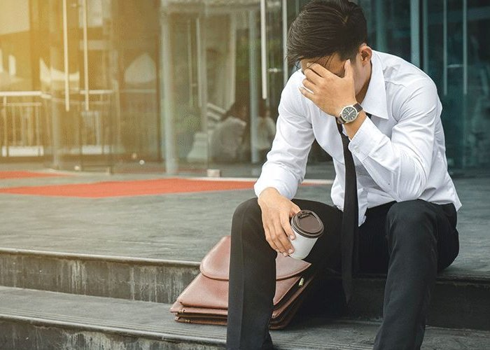 Desempleo, otro golpe para la salud mental