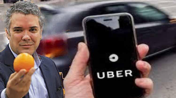 Que el caso Uber no nos magulle la naranja