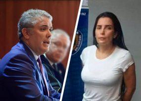 Acorralado Duque con el caso Merlano, pide apoyo a la Interpol