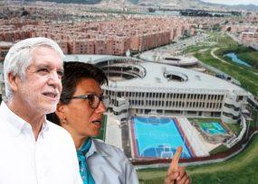 Primer corte de cuentas negativo entre Claudia López y Peñalosa