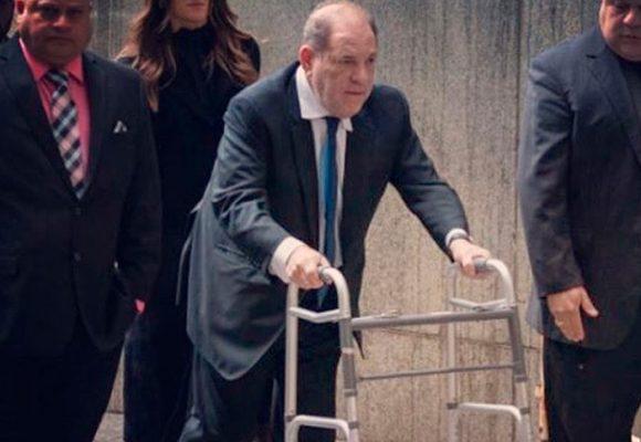 Weinstein a pagar por más de 30 años de abuso sexual