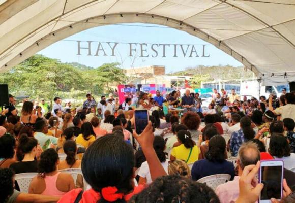 Los platos fuertes del Hay Festival Cartagena de Indias 2020