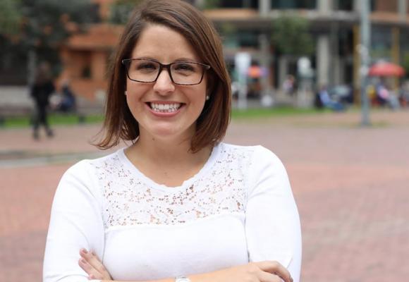 El populismo de Juanita Goebertus y los verdes