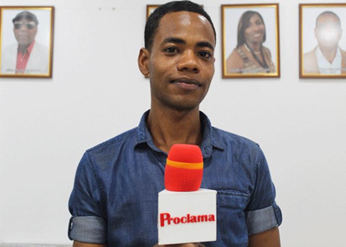 El representante de los LGBTI ante la Alcaldía de Villa Rica, Cauca