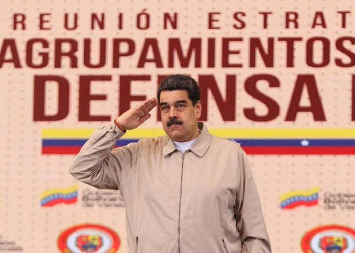 El menosprecio de Maduro al fenómeno migratorio