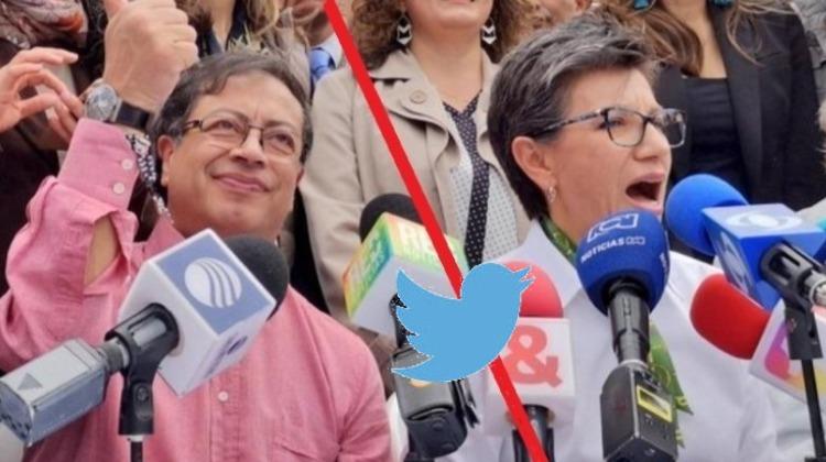Ser la pesadilla de Claudia: el nuevo oficio de Gustavo Petro