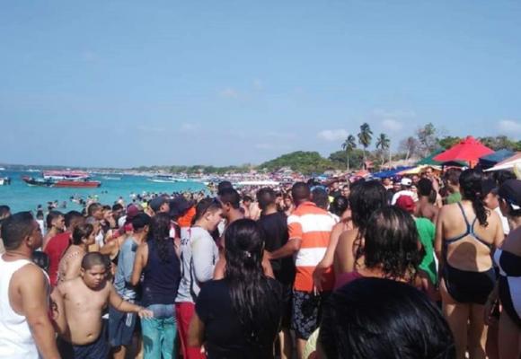 Playas de Cartagena, sinónimo de anarquía turística
