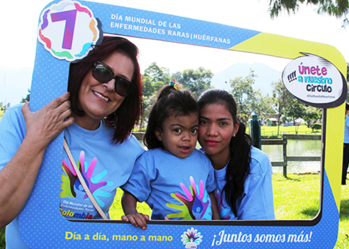 ¿Cómo es vivir con una enfermedad rara en Colombia?