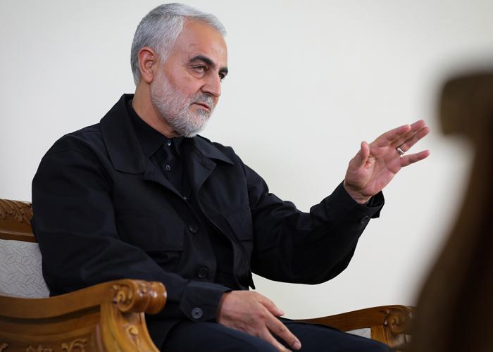 """Soleimani, el temible general asesinado en un """"ataque preventivo"""" de Estados Unidos"""