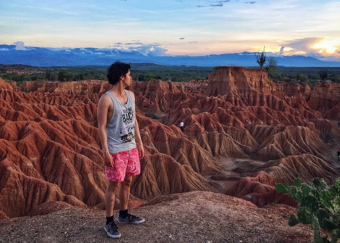 La pereza colombiana que no deja conocer la Tatacoa: con $200.000 este fin de semana alcanza