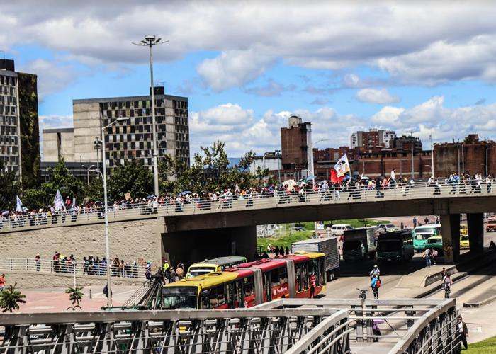 Bogotá 2020-2023: un plan de desarrollo, pero de TransMilenio