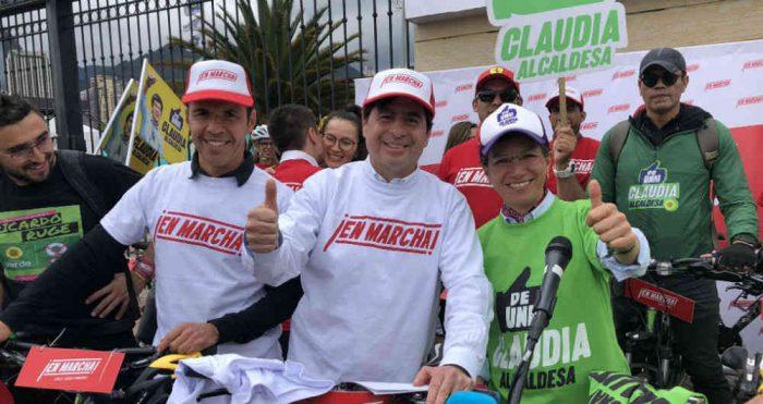 El apoyo de Juan Fernando Cristo tuvo un premio mayor: Guillermo Rivera, veedor y Luis Ernesto Gómez y Rafael Pardo también resultaron recompensados