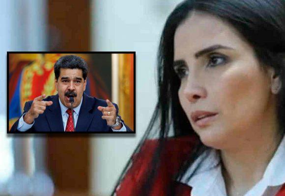 Aida Merlano, una mitómana al servicio de Nicolás Maduro