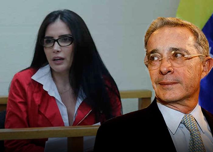 La confusa defensa de Uribe a las acusaciones de Aida Merlano