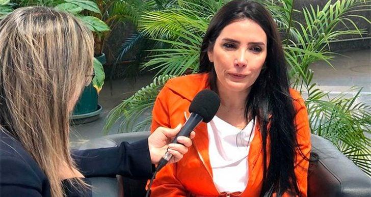 Aída Merlano en entrevista con Vicky Dávila