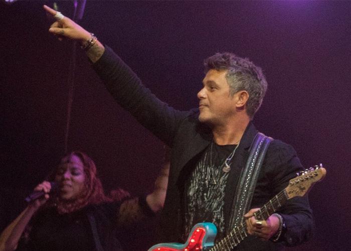 El ritual de Alejandro Sanz antes de un concierto
