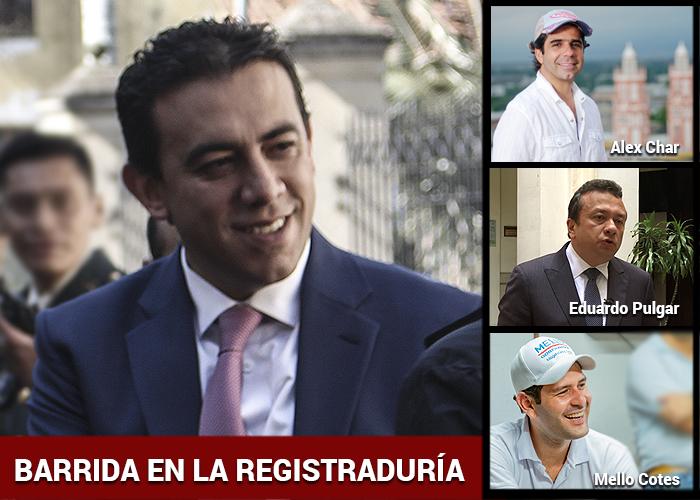 La politiquería de Alexander Vega que le saldrá carísima a la Registraduría
