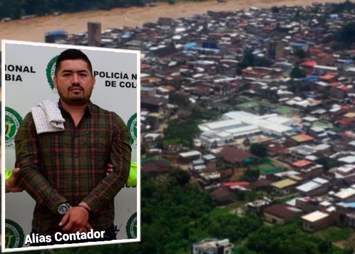 Cayó Contador: el terror que azotaba Tumaco