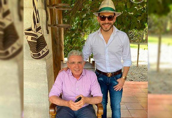 La visita de Abelardo de la Espriella a Uribe en el Uberrimo