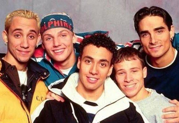 La histeria de las cuarentonas colombianas por Backstreet Boys