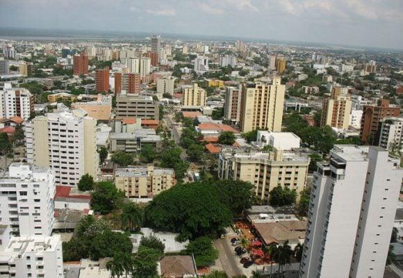 El rostro de Barranquilla frente a la pandemia