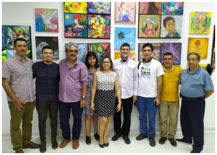 Artistas colombianos se unirán por la paz en Colombia