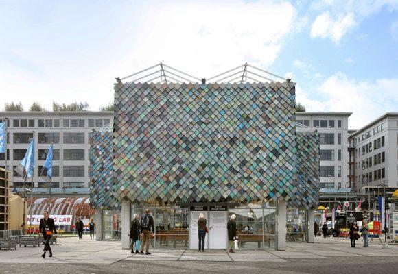 Cuando el reciclaje se convierte en arquitectura