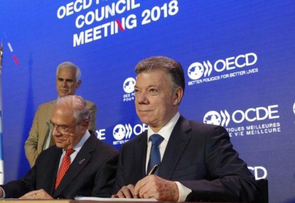 Los que perdimos entrando a la OCDE