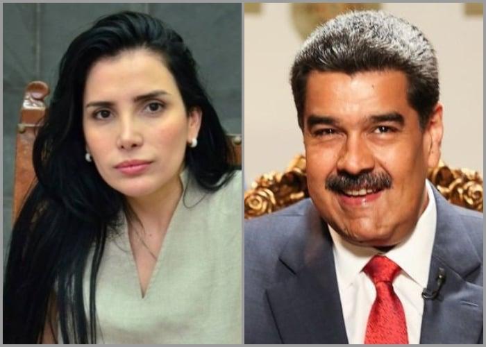 La inusual hospitalidad de Maduro con Aída Merlano